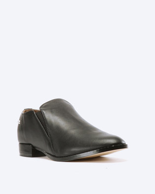 fd5b6cf2e07 Miss Black Attigone Man Shoes Black