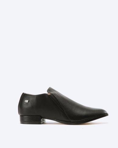 Miss Black Attigone Man Shoes Black