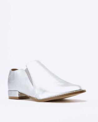 5dcdba60547 Miss Black Attigone Man Shoes Silver