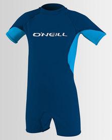 O'Neill Toddlers Ozone UV Spring Blue/White