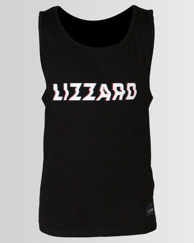 Lizzard Boys Fabiano Vest Black