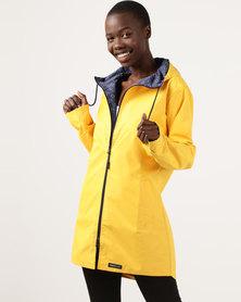 Forecast Raincoats Long Length Raincoat Yellow