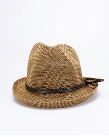 Klines Casual Starw Hat Natural