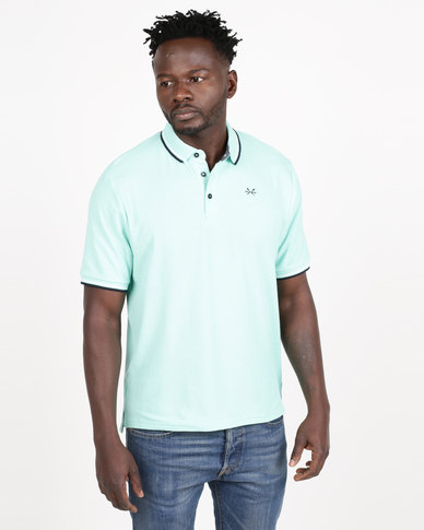 JCrew Plain Golfer Mint