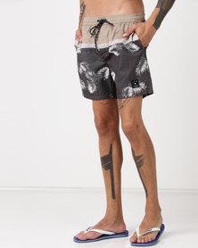 St Goliath Hades Shorts Black