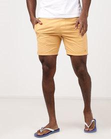 St Goliath Fusion Shorts Orange