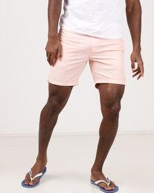 St Goliath Fusion Shorts Pink