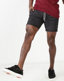 St Goliath Fusion Shorts Black