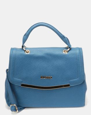 4d776c92fe15 Bossi Gafra Crossbody Bag Blue