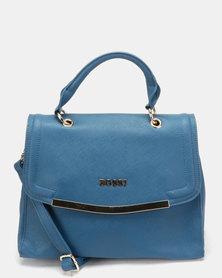 Bossi Gafra Cross Body Bag Blue