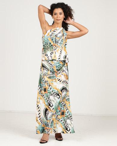 Larisa MODA Tropical Dress
