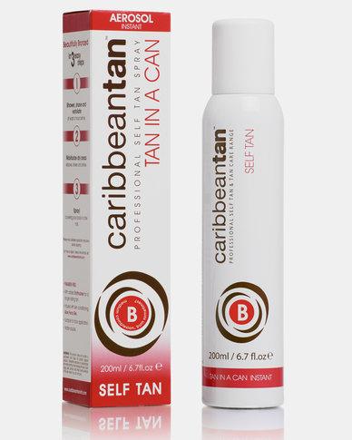 Caribbean Tan Tan In A Can Instant B Medium Red