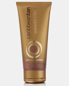 Caribbean Tan Shimmer Cream Gold