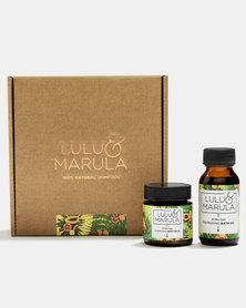 Lulu and Marula Energising Bath & Body Kit