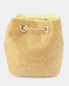 Unseen Nancy Cross Body Bag Gold