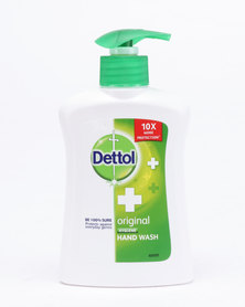 Dettol Hygiene Liquid Hand Wash Pump Original-200ml