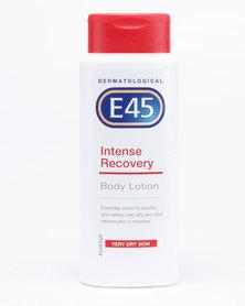 E45 Moisture Control Lotion Intense Recovery 250ml