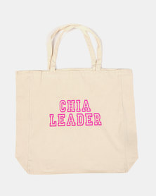 Fineapple Giant Tote Chia Leader sports tote