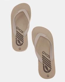 ECKÓ Unltd Flip Flops Grey