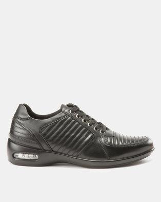 9b5f45403bac92 ... Paul of London Hybrid Stitch Lace Up Shoes Black san francisco bacd0  a3fab ...