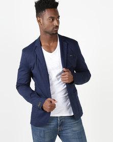 Jonathan D Mexico Jacket Caribbean Blue