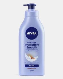 Nivea Essentials Pump Smooth Milk 625ml