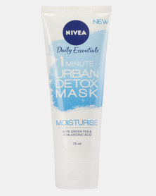 Nivea 1 Minute Urban Skin Detox Mask- Pore Refine 75ml