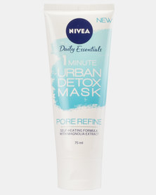 Nivea 1 Minute Urban Skin Detox Mask - Moisture 75ml