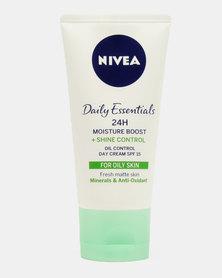 Nivea Essentials Day Cream-Shine Control SPF15