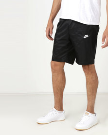 Nike NSW CE Shorts Woven Core TRK Black