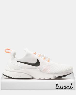 newest 90e04 6fe74 Nike Presto Fly JDI Sneakers White Black