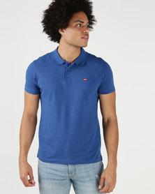 Levi's® Housemark Polo True Blue