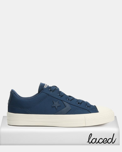 Converse Star Player Ox Sneakers Navy