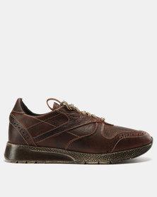 EVOX Matthew Casual Shoes Brown