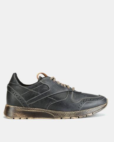evox matthew casual shoes black  zando