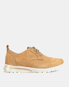 EVOX Hassan Casual Shoes Tan