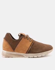 EVOX Alvin Casual Shoes Brown/Tan