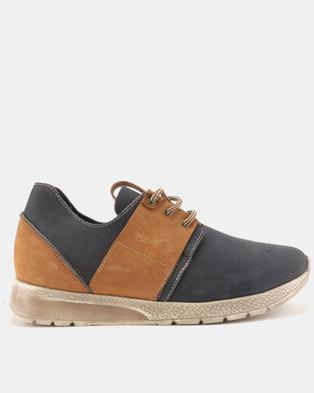 evox alvin casual shoes navy  zando
