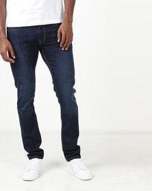 Balacotti Antonio Denim Jeans Navy