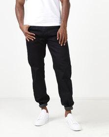 Balacotti Durante Denim Jeans Blue Black
