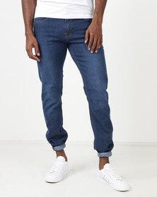 Balacotti Mojo Denim Jeans Mid Blue