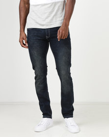 Balacotti Ricci Denim Jeans Blue/Black