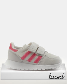 adidas Girls Forest Grove CF I Sneakers Pink