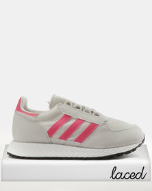 adidas Girls Forest Grpve J Sneakers Pink