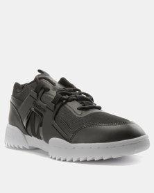 Reebok Workout Plus EHS Ripple Sneakers Black/White