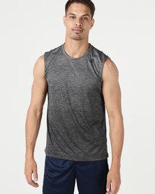 adidas Performance Grad Mel Sleeveless Vest Grey