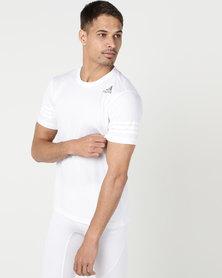 adidas Performance FreeLift CC T-Shirt White