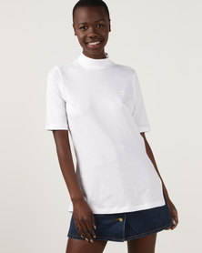 adidas Originals Tee White