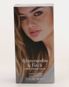 ABERCROMBIE AND FITCH First Instinct Blue Ladies 50ml