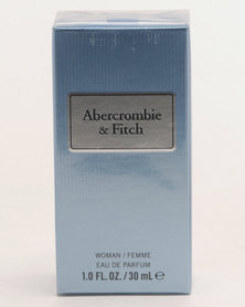 ABERCROMBIE AND FITCH First Instinct Blue Ladies 30 ml